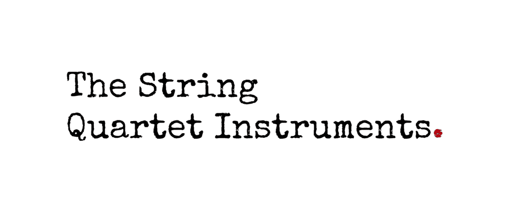 The String Quartet Instruments
